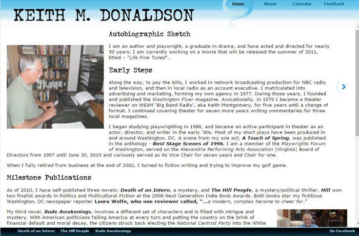 Keith Donaldson